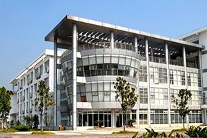 德阳卫校教学大楼