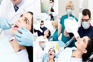 口腔修复流程图
