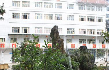 黔南民族卫校教学楼