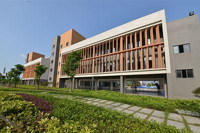 重庆市育才职业教育中心校园环境