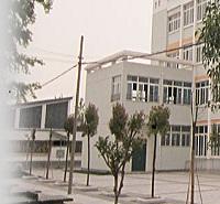 成都市建筑工程学校内景